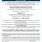 Certificato EN1090-1